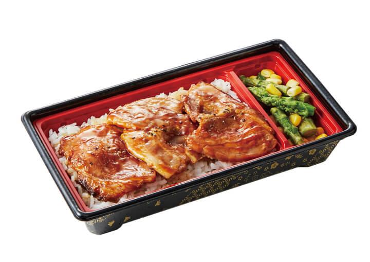 ぶたいちの豚丼弁当