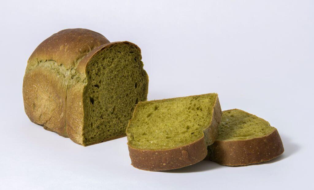 一本道の『京都宇治抹茶食パン』