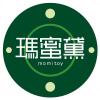 瑪蜜黛(モミトイ)のロゴ