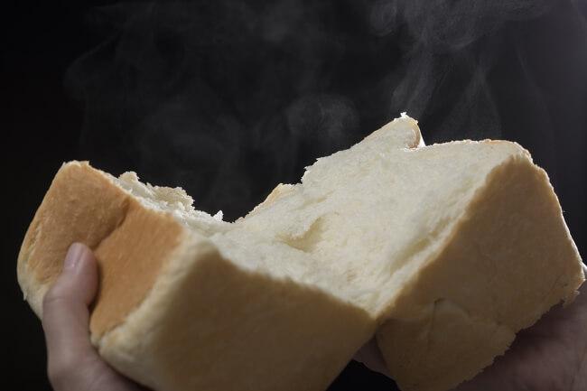 銀座に志かわ 苫小牧店の高級食パン