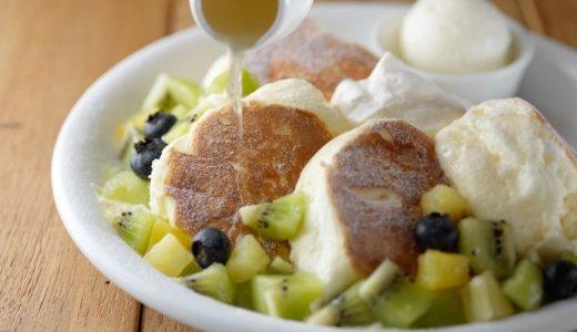 ドレモルタオからさっぱり優しい甘味のパンケーキ『フレッシュキウイ』が12月限定で発売!