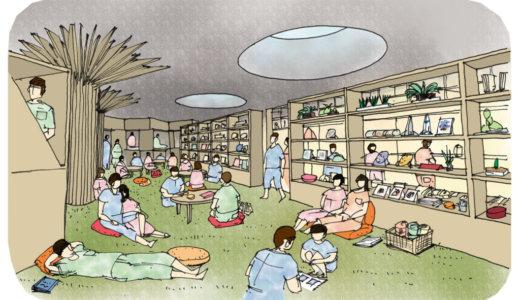 【おふろcafe 星遊館】北海道初!芦別市に温泉やカフェも楽しめる長時間滞在型の温浴施設ブランドがオープン!