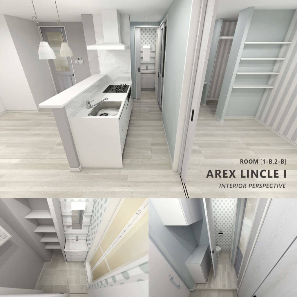 Arex Lincle I (アレックス・リンクル)