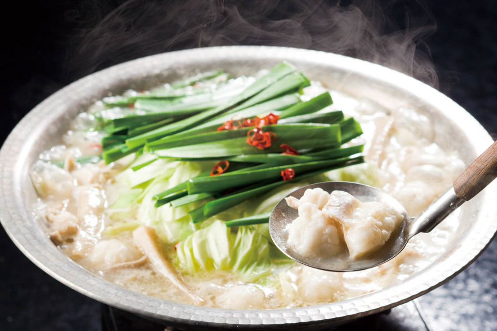 九州魂のもつ鍋