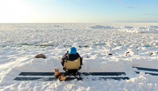 北海道知床で新アクティビティ『流氷浴』が誕生!コンセプトは【何もしない】