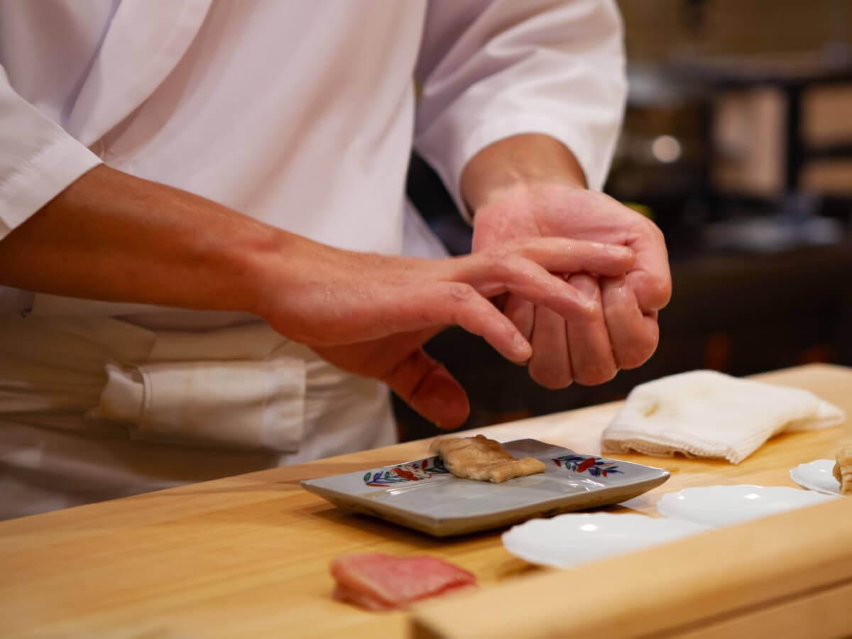 シンプレスト函館の地域体験イベント【海鮮丼づくり】