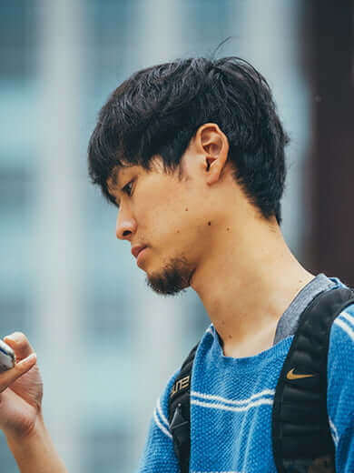 大石 基紀 Motoki Oishi | プロデューサー