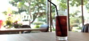 PIZZERIA POPOLARE(ポポラーレ)の『水出しアイスコーヒー』