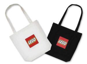 レゴ®ストア 札幌北広島店のオープン記念-『レゴ®オリジナルトートバッグ 白or黒(非売品)』