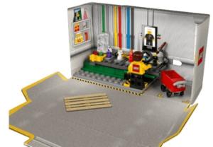 レゴ®ストア 札幌北広島店のオープン記念-『ミニフィグ工場』